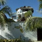 Entrance to Quinta Lili