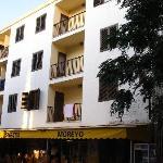 Front of Hotel Moreyo
