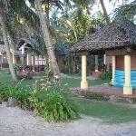 beachfront cottages