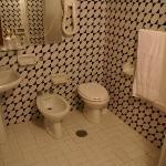 et enfin de la salle de bain