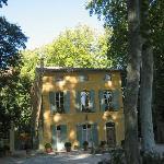 Pavillon de la Torse - late afternoon