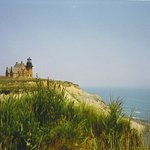 Southeast Light House - Moved back from edge of Cliffs in 1990's
