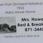 Mrs. Howe's Foto