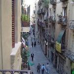 Noisy street