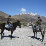 Horse Riding - Dart River Queenstown
