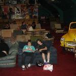 Cinema in Wanaka - Kiwi Style