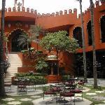 Prana Spa and restaurant