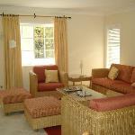 recently refurbished 'F' type villa