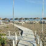 Beach at Fuengirola
