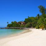Photo de Beachcomber Seychelles Sainte Anne