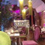 Cellar One Restaurant, out of focus!