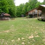 Restored Appalacian Village