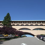 Frank Lloyd Wright's Marin County Civic Center