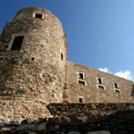 Round Tower, Kastro, Naxos