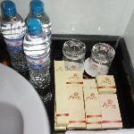 cmplimentary toileteries