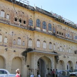 Exterior of Saba Haveli