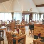 Restaurant with panoramic views