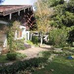 hotel´s bungalow