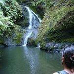 Raro Tour-Waterfall