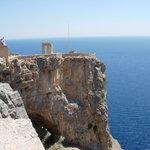 Lyndos Citadele