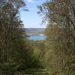 Edgar Evins State Park - view from the tower