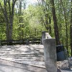 Edgar Evins State Park- camp site..ideal for RV
