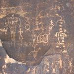 Petroglyphs dating back over 4,000 years
