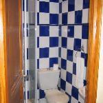 Our Bathroom at Nice Garden Hotel