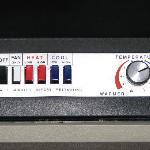 Old school A/C controls
