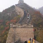 Great Wall at Julong Pass