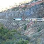 ride the Verde Canyon railway