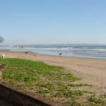 Beach near Oberoi