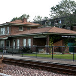 Old Del Mar Train Station