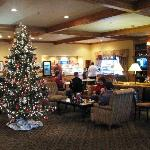 Holiday Inn Express Pullman - Lobby