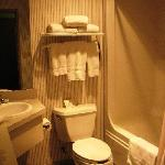 Holiday Inn Express Pullman - Bathroom