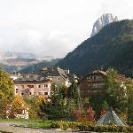 In town (Ortisei )