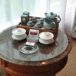 Room - tea area
