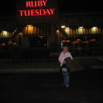 This si the Ruby Tuesday near Atlanta Airport