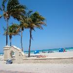 Angelo's Corner- beach entrance
