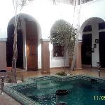 Riad inside