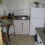 Kitchenette -- Room 35