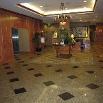 Radisson Salt Lake Downtown Lobby