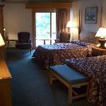 Premier Doubles Room