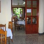 Hotel Austria's restaurant