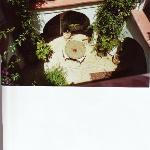 blick dachterasse-patio