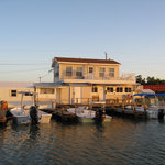 Camp store & marina