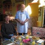 Stan, Mexico's Kitchen God