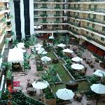Inside Embassy Suites