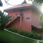 Six apartment 'bungalow'