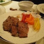 Beef Slivers